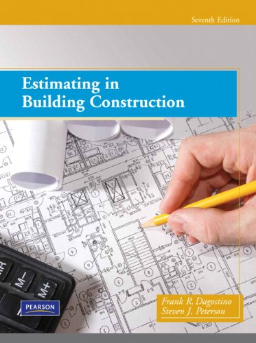 Estimating in Building Construction (7th Edition)