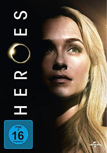 Heroes - Season 3 [6 DVDs]