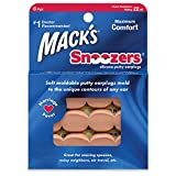 Macks Snoozers Silicone Putty Earplugs