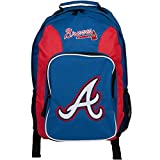 MLB Atlanta Braves Southpaw Backpack, Navy