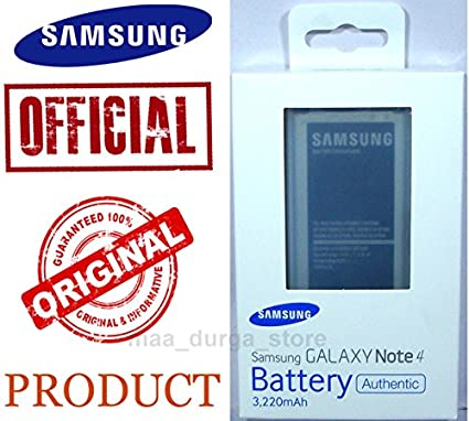 Samsung EB-BN910BBNGIN 3220mAh Battery (For Samsung Galaxy Note 4)