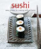 img - for Sushi: Easy recipes for making sushi at home book / textbook / text book
