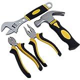 Advanced Handy 4 Piece DIY Tool Kit [Multi Set]w/Min 3yr Cleva® Warranty