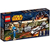 Lego Star Wars - 75037 - Jeu De Construction - La Bataille De Saleucami