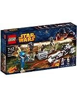 Lego Star Wars - 75037 - Jeu De Construction - La Bataille De Saleucami