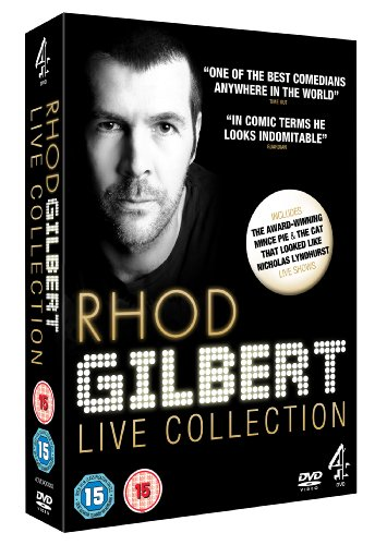 Rhod Gilbert Live Collection [DVD]