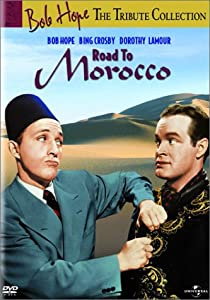 "Cover of ""Road to Morocco"""