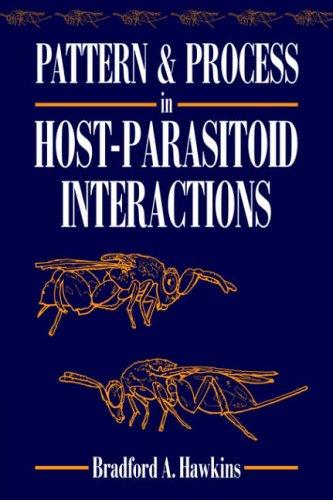 Modèle et processus dans Host-Parasitoid Interactions