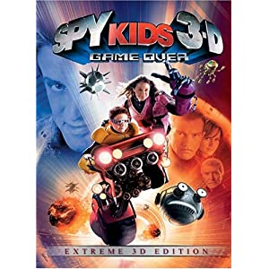 Spy Kids 3 dubbed tamil
