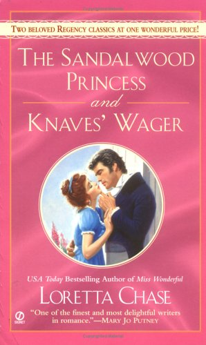 The Sandalwood Princess And Knaves' Wager (Signet Regency Romance)
