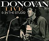 echange, troc Donovan - Live & In The Studio
