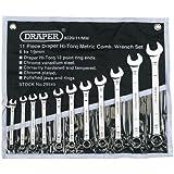 Draper Hi-Torq 29545 Lot de 11 clés mixtes