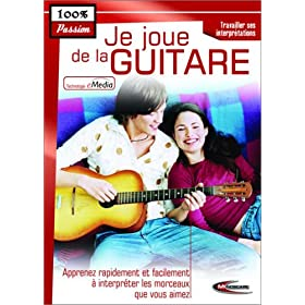 Je joue de la guitare, niveau 2 : Interprétations (CD-Rom PC and MAC)