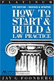 How to Start & Build a Law Practice (Career Series / American Bar Association)