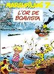 Le Marsupilami, tome 7 : L'Or de Boav...