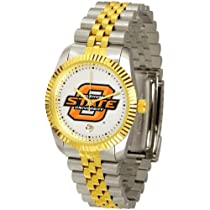 Oklahoma State Cowboys Suntime Mens Executive Watch - NCAA College Athletics