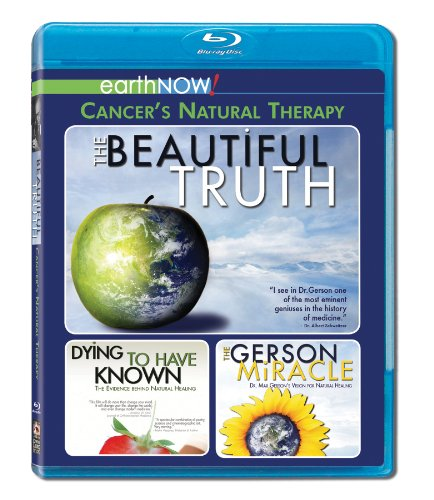 Cover art for  The Beautiful Truth featuring Dying to Have Known & The Gerson Miracle [Blu-ray]