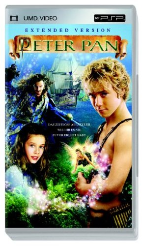 Peter Pan (Extended Version) [UMD Universal Media Disc]