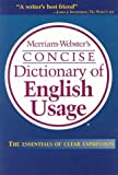 Merriam-Websters Concise Dictionary of English Usage
