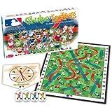MLB Major League Baseball Chutes & Ladders Board Game