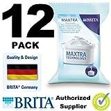 12 X Brita Maxtra Water Filters Refills Cartridges Pack Wf0400