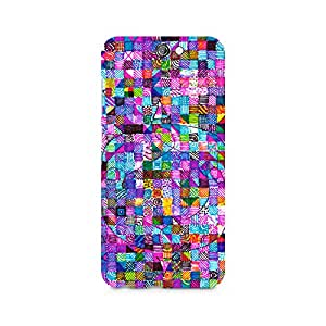 Ebby Sharpie Doodle Premium Printed Case For HTC One A9