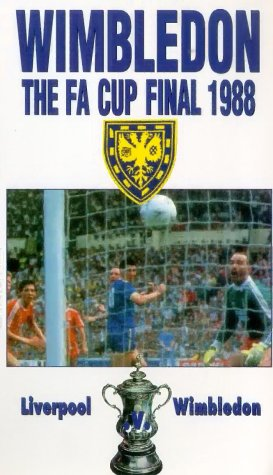 FA Cup Final 88-Wimbledon/Liverpool [VHS]