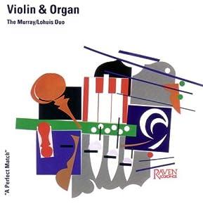 Works for Violin and Organ - Volume 1 (OAR-200)