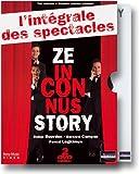 echange, troc Ze Inconnus Story : L'Integrale des spectacles - Coffret 2 DVD
