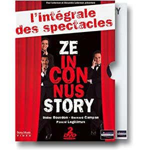 Ze Inconnus Story : L'intégrale des spectacles – Au Secours Tout Va Mieux