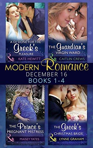 modern-romance-december-2016-books-1-4-a-di-sione-for-the-greeks-pleasure-the-princes-pregnant-mistr