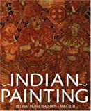 img - for Indian Painting: The Great Mural Tradition book / textbook / text book