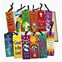 Mega Religious Bookmark Assortment (12 dozen) - Bulk