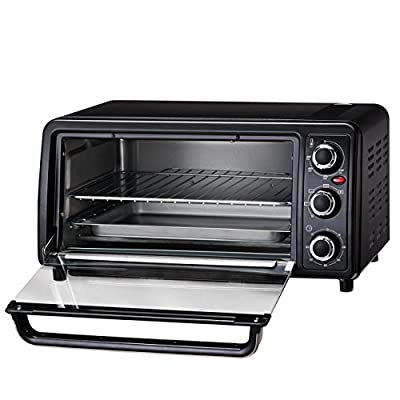 West Bend 74107 West Bend Convection Toaster Oven, Black by West Bend
