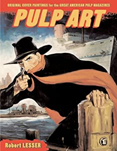 "Cover of ""Pulp Art: Original Cover Painti..."