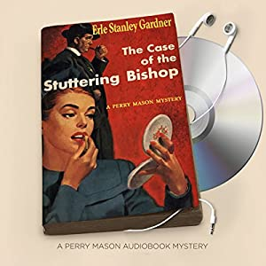The Case of the Stuttering Bishop Audiobook