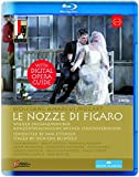 モーツァルト : 歌劇 「フィガロの結婚」 (Wolfgang Ammadeus Mozart : Le Nozze Di Figaro / Wiener Philharmoniker | Konzertvereinigung Wiener Staatsopernchor | Dan Ettinger) [Blu-ray] [輸入盤] [日本語帯・解説付]
