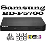 Samsung BD-F5700E Multi Region Zone Blu-Ray DVD Player