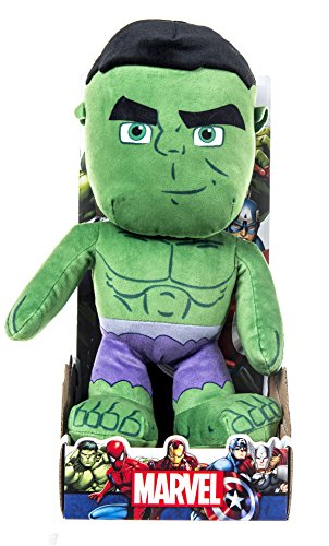 Marvel 31062-Peluche dell'Incredibile Hulk ""
