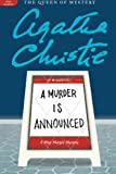 A Murder Is Announced: A Miss Marple Mystery (Miss Marple Mysteries)