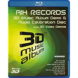 3d Music Album [Blu-ray]