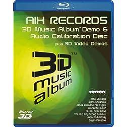 3d Music Album [Blu-ray]