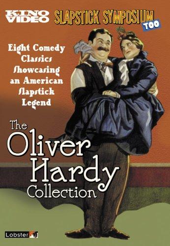 Slapstick Symposium Too: Oliver Hardy Collection [DVD] [1916] [Region 1] [US Import] [NTSC]