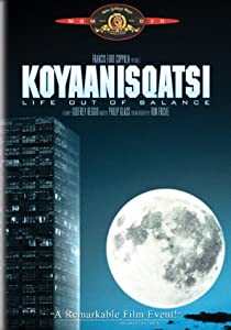 Cover of &quot;Koyaanisqatsi - Life Out of Bal...