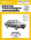 echange, troc Etai - Peugeot 305 diesel, GRD, GLD, SRD 1979-1982, avec complément étude carrosserie