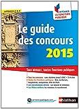 echange, troc Sylvie Grasser - Le guide des concours 2015