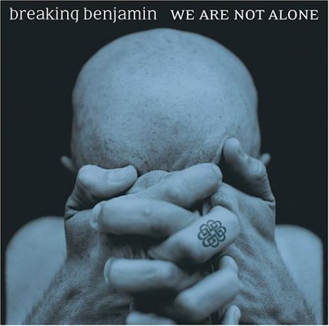 Original album cover of We Are Not Alone by Breaking Benjamin