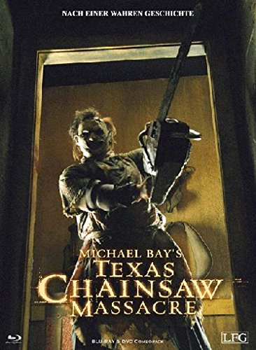 Michael Bay's Texas Chainsaw Massacre [Blu-ray] [Limited Edition]
