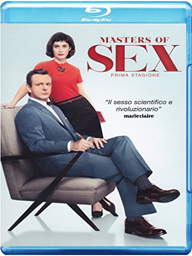 Master of Sex - Stagione 1 (Cofanetto 4 Blu-ray)