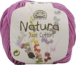 DMC Natura 50g about 155m col.51/Erica 5 coin set (japan import) by Dee MC